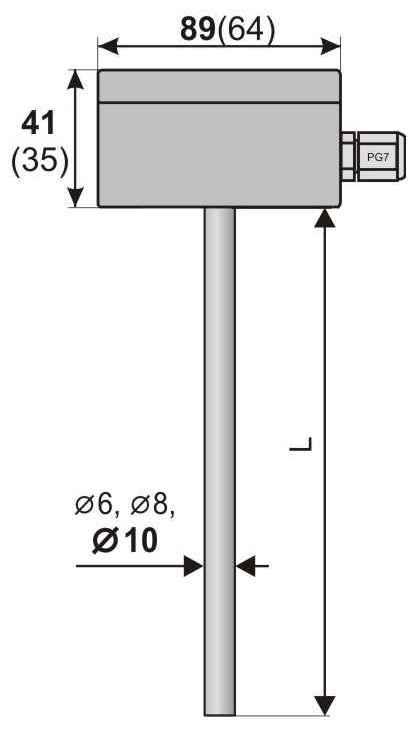 Термопара ТСМ 011